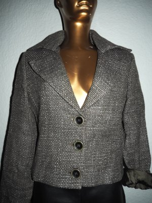 Patrizca Pepe Tweed Blazer Gr. IT 44 Business Look