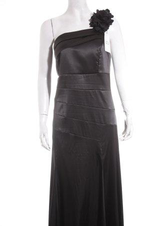 Patrizia Dini Abendkleid schwarz Elegant