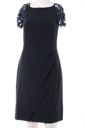 Patrizia Dini Falda estilo lápiz negro elegante