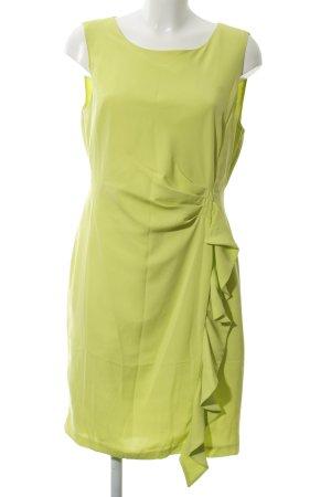 Patrizia Dini Etuikleid blassgrün Elegant