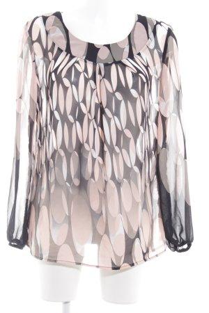 Patrizia Dini Langarm-Bluse Mustermix Street-Fashion-Look