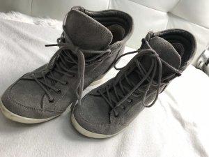 Patrizia Dini Lace Shoes grey