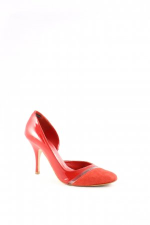 Patrizia Dini Pumps rot Casual-Look