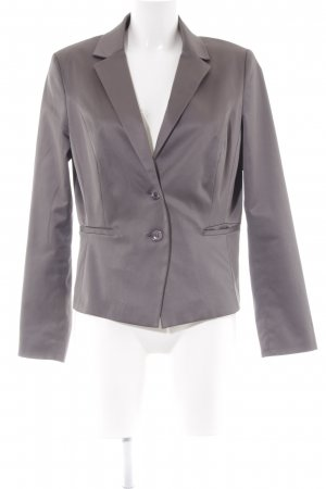 Patrizia Dini Smoking-Blazer grau Business-Look