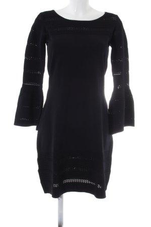 Patrizia Dini Stretchkleid schwarz Elegant