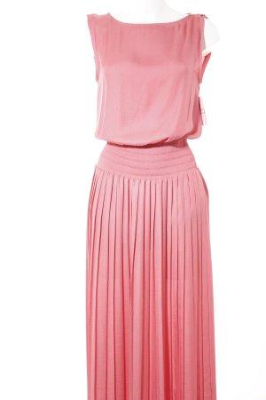 Patrizia Pepe Abendkleid lachs Elegant