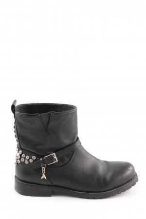 Patrizia Pepe Ankle Boots schwarz Casual-Look