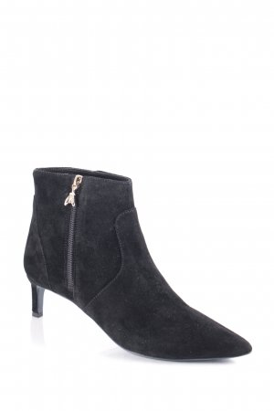 Patrizia Pepe Ankle Boots schwarz Eleganz-Look