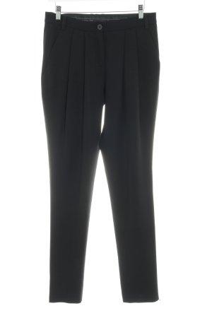 Patrizia Pepe Pantalone da abito nero stile professionale