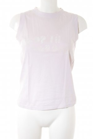 Patrizia Pepe Basic Top altrosa Casual-Look