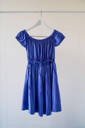 Patrizia Pepe Shortsleeve Dress multicolored mixture fibre