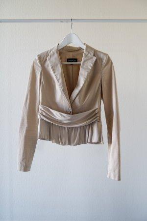 PATRIZIA PEPE – Blazer beige – Größe 34