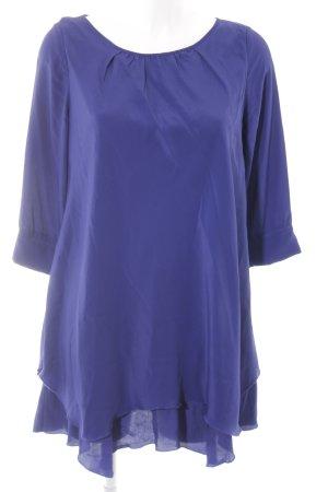 Patrizia Pepe Blusenkleid blau Elegant