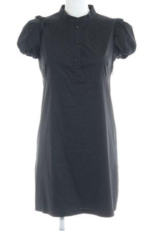 Patrizia Pepe Blusenkleid schwarz Elegant