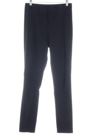 Patrizia Pepe Pleated Trousers black business style