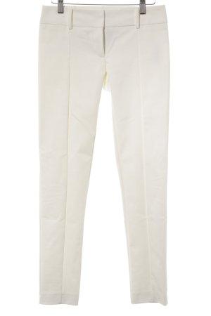 Patrizia Pepe Pantalon à pinces blanc