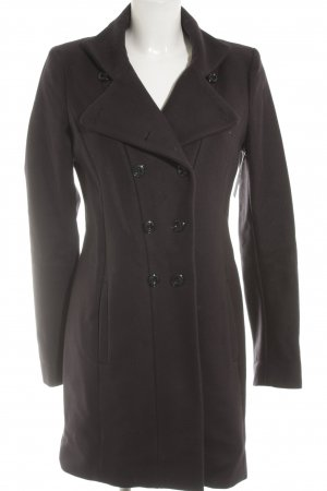 Patrizia Pepe Heavy Pea Coat dark blue casual look