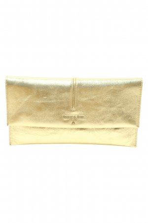 Patrizia Pepe Clutch in Gold