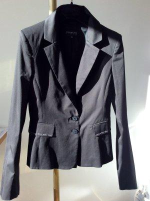 Patrizia Pepe Cotton Blazer  IT42, D36 black