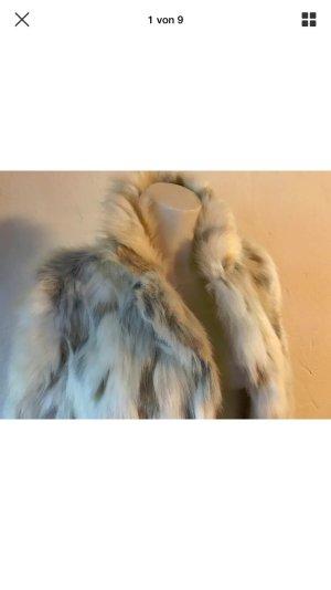 Patrizia Pepe Fake Fur Mantel