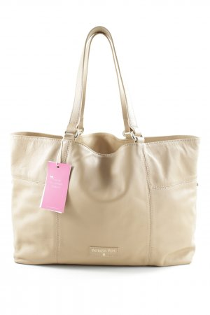 Patrizia Pepe Carry Bag camel casual look