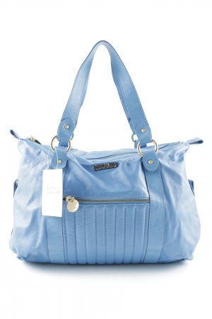 Patrizia Pepe Carry Bag steel blue casual look