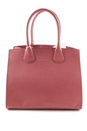 Patrizia Pepe Carry Bag brick red simple style