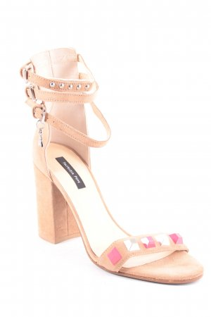Patrizia Pepe High Heel Sandal multicolored elegant