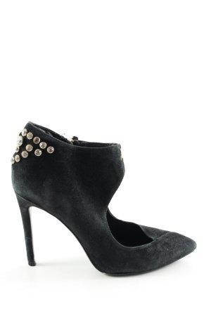 Patrizia Pepe High Heels schwarz Elegant