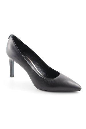 Patrizia Pepe High Heels schwarz-kadettblau Elegant