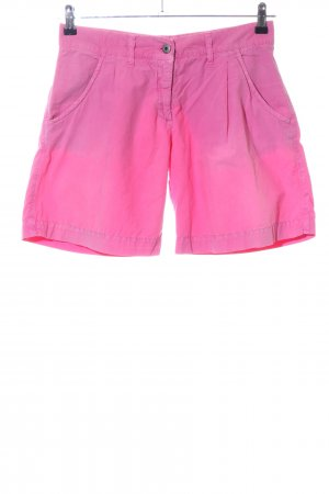 Patrizia Pepe High-Waist-Shorts pink Casual-Look