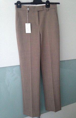 Patrizia Pepe Pleated Trousers beige