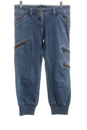 Patrizia Pepe Jeans blau Casual-Look