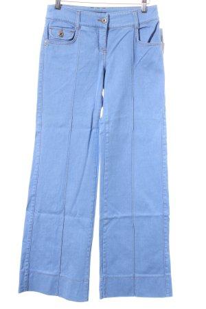 Patrizia Pepe Jeans himmelblau Casual-Look