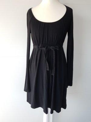 PATRIZIA PEPE Jersey-Kleid, Langarm, schwarz, Gr.XS
