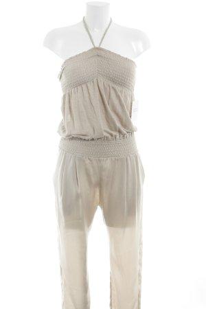 Patrizia Pepe Jumpsuit beige Gypsy-Look