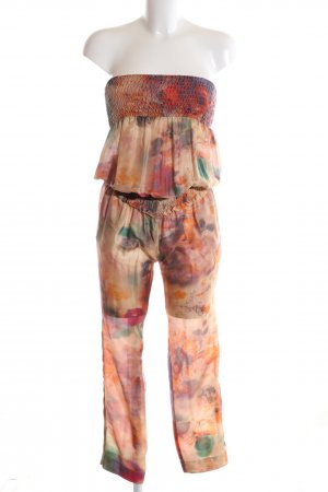 Patrizia Pepe Jumpsuit Allover-Druck Casual-Look