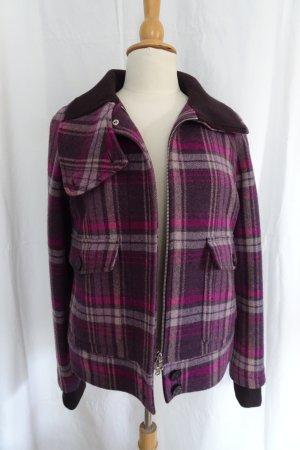 Patrizia Pepe Wool Jacket multicolored wool