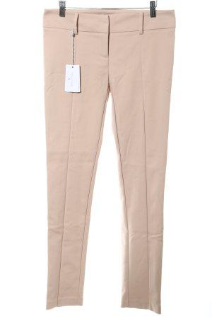 Patrizia Pepe Peg Top Trousers cream business style