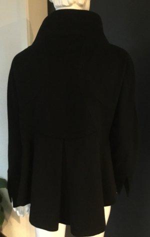 Patrizia Pepe Giacca di lana nero Cachemire