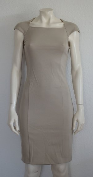 #Patrizia #Pepe #Kleid #Beige #42 #Stretch
