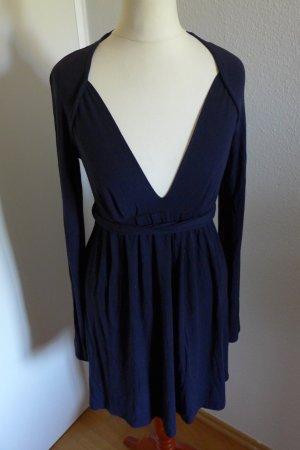 Patrizia Pepe Kleid blau dunkelblau Gr.1 34/36