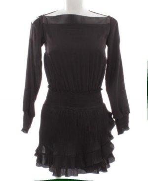Patrizia Pepe Kleid mit Rüschensaum