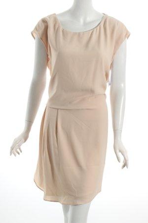 Patrizia Pepe Kleid nude klassischer Stil