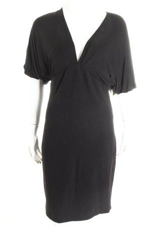 Patrizia Pepe Kleid schwarz Elegant