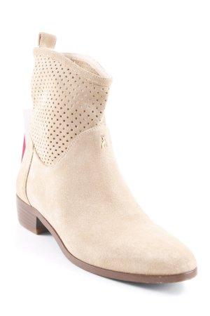Patrizia Pepe Korte laarzen licht beige casual uitstraling