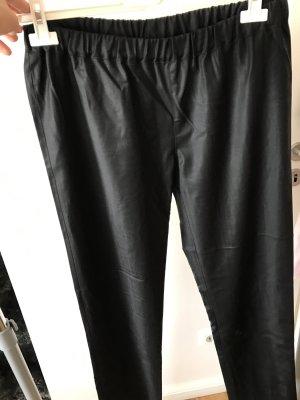 Patrizia Pepe Jersey Pants black