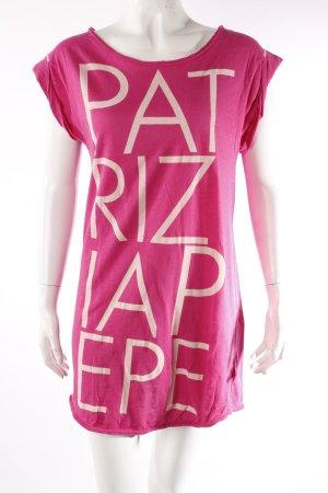 Patrizia Pepe Longshirt mit Print