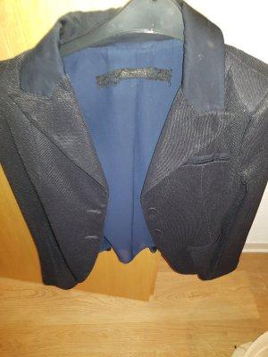 patrizia pepe marineblau blazer