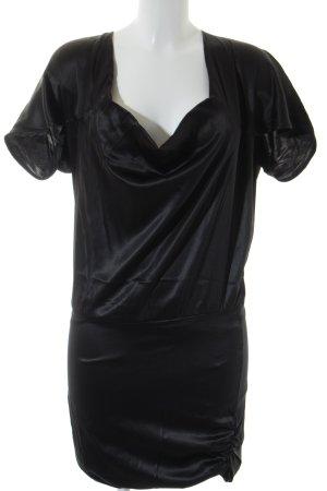 Patrizia Pepe Minikleid schwarz Elegant